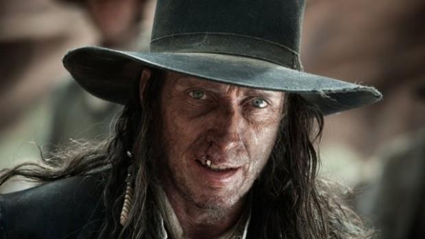 William Fictner as the villainous Butch Cavendish
