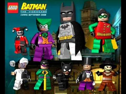 Batman Villain Lego