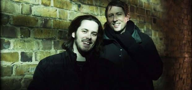 Edgar Wright (left) and Joe Cornish (right) came together again for Attack the Block