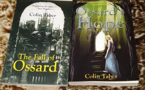 Published books of the Fall of Ossard Trilogy