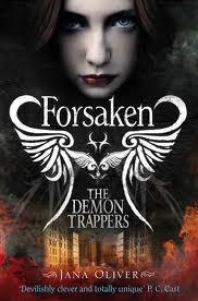Forsaken, titled Demon Trapper's Daughter in some versions