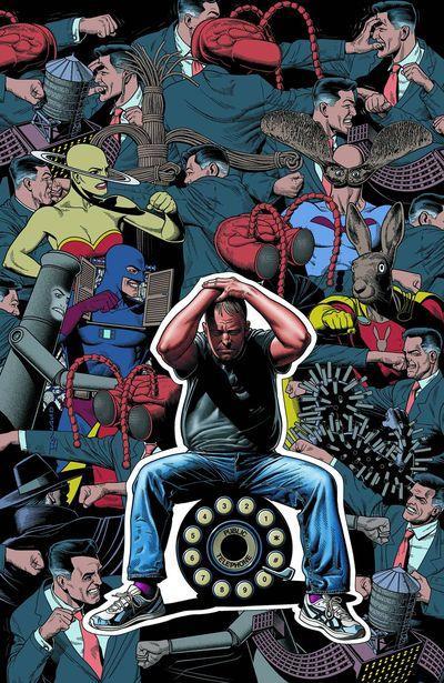 DC Comics new 52