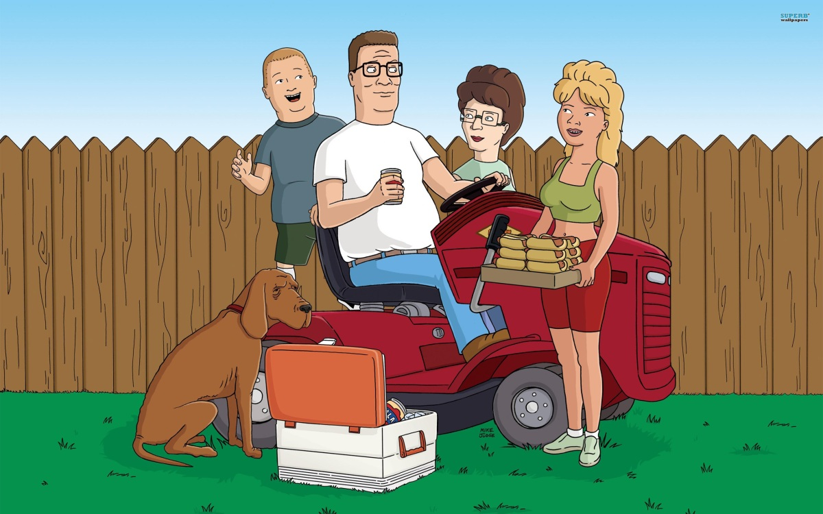 King of the Hill Top 15 Episodes