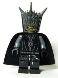 Lego Mouth of Sauron