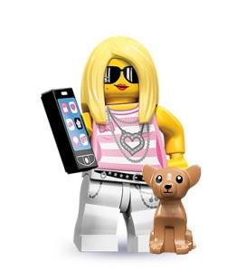 Lego Paris Hilton