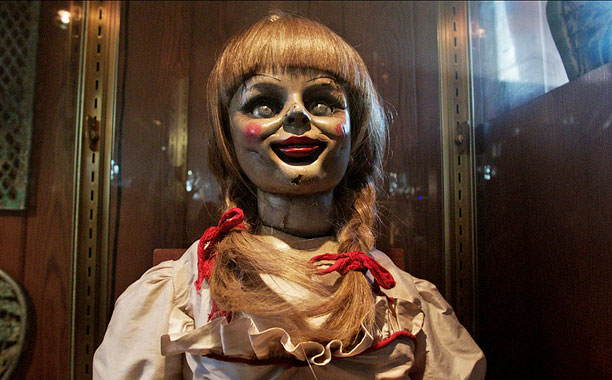Creepy dolls in any movie are never a good thing