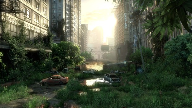 The Last of Us graphics