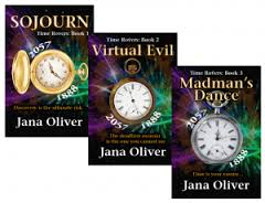 Time Rovers Trilogy