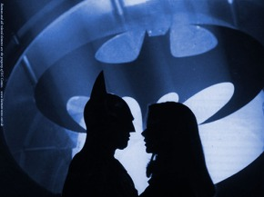 Batman in love