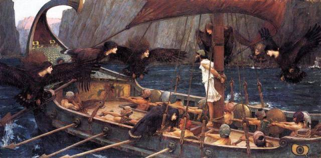 Odysseus-and-the-sirens-John-William-Waterhouse-1891