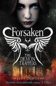 """Forsaken"" or ""Demon Trapper's Daughter"""