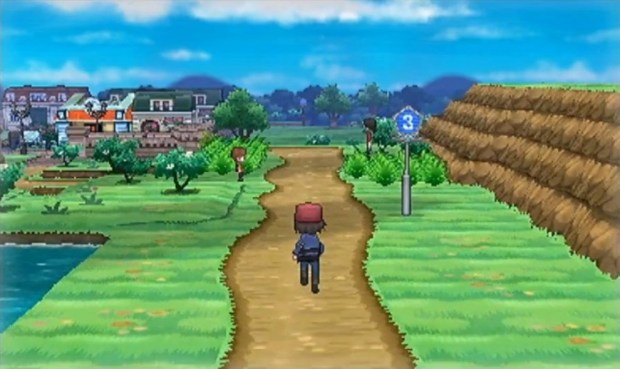 Pokemon XY game