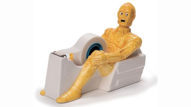 C-3PO tape