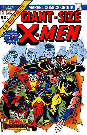 Giant Size X-Men
