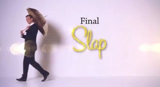 How I Met Your Mother Final Slap