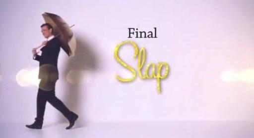 How I Met Your Mother Final Slap