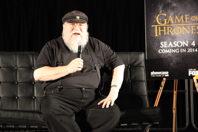 GRRM Stage House of Geekery