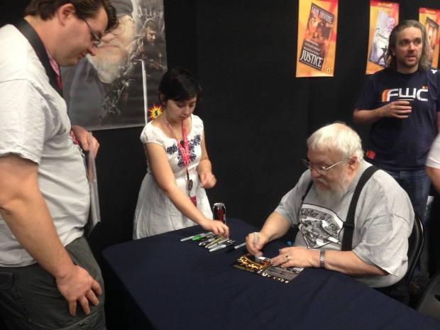 GRRM House of Geekery