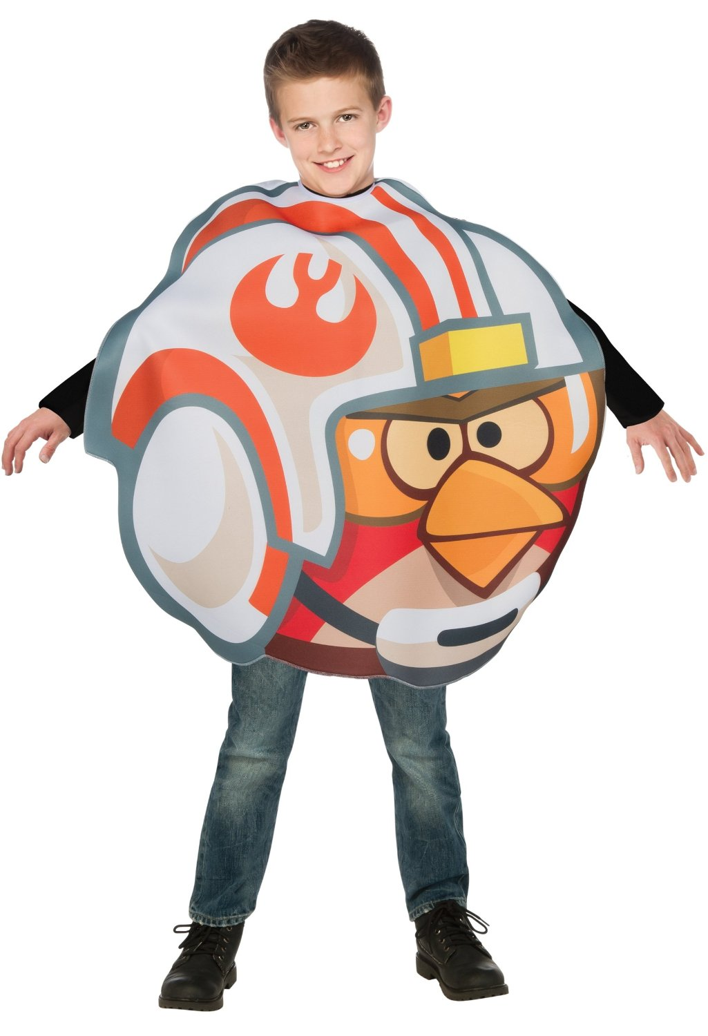 Star Wars Angry Birds Costume  sc 1 st  Funku0027s House of Geekery : jar jar binks halloween costume  - Germanpascual.Com