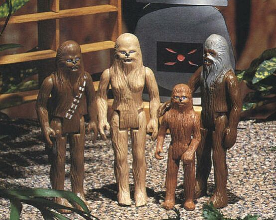 Star Wars holiday special toys