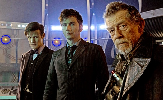The Day of the Doctor 1