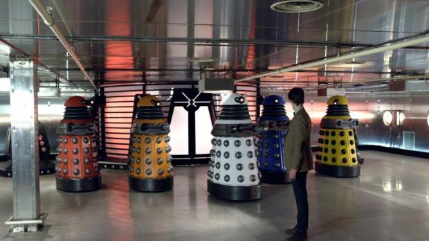 Victory of the Daleks 1