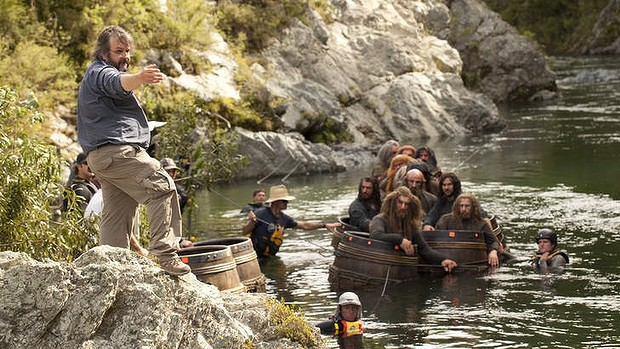 Peter Jackson is back up to his mesmerizing ways in Middle-Earth