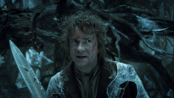 Martin Freeman once again shines as Bilbo Baggins