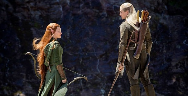 Tauriel and Legolas are two of the best additions to the story