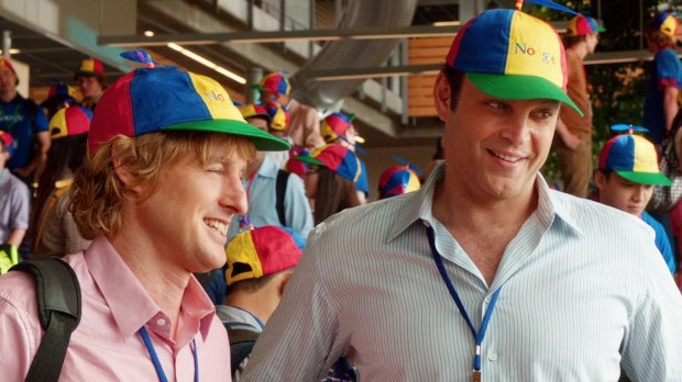 The Internship hats