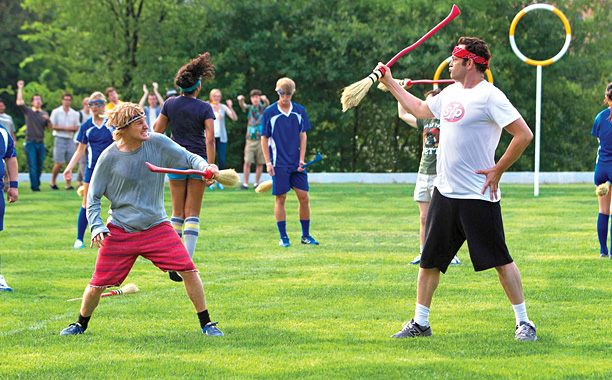 The Internship Quidditch