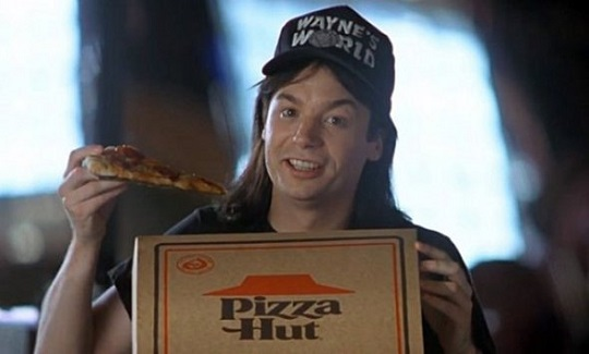 Waynes World Product Placement