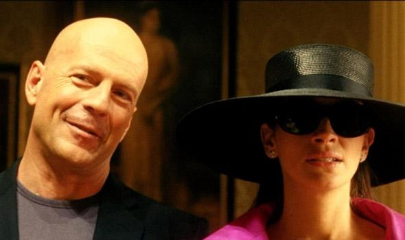 Bruce Willis Oceans 12