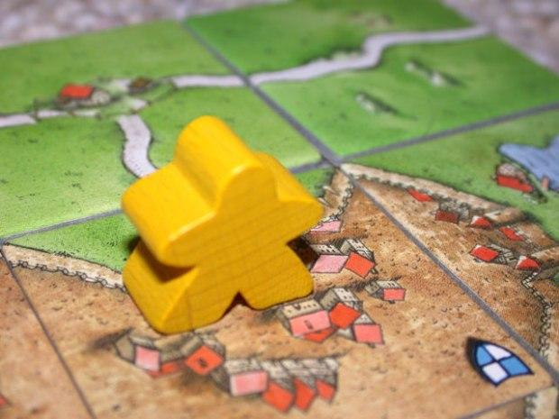 Carcassonne-meeple