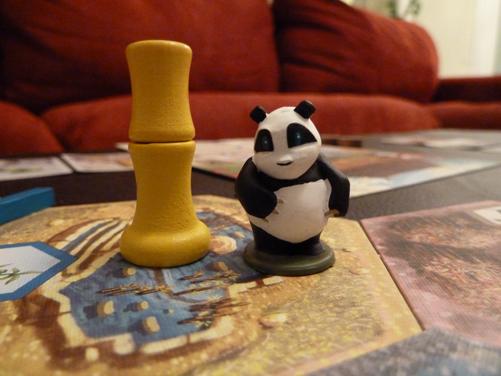 Takenoko Panda