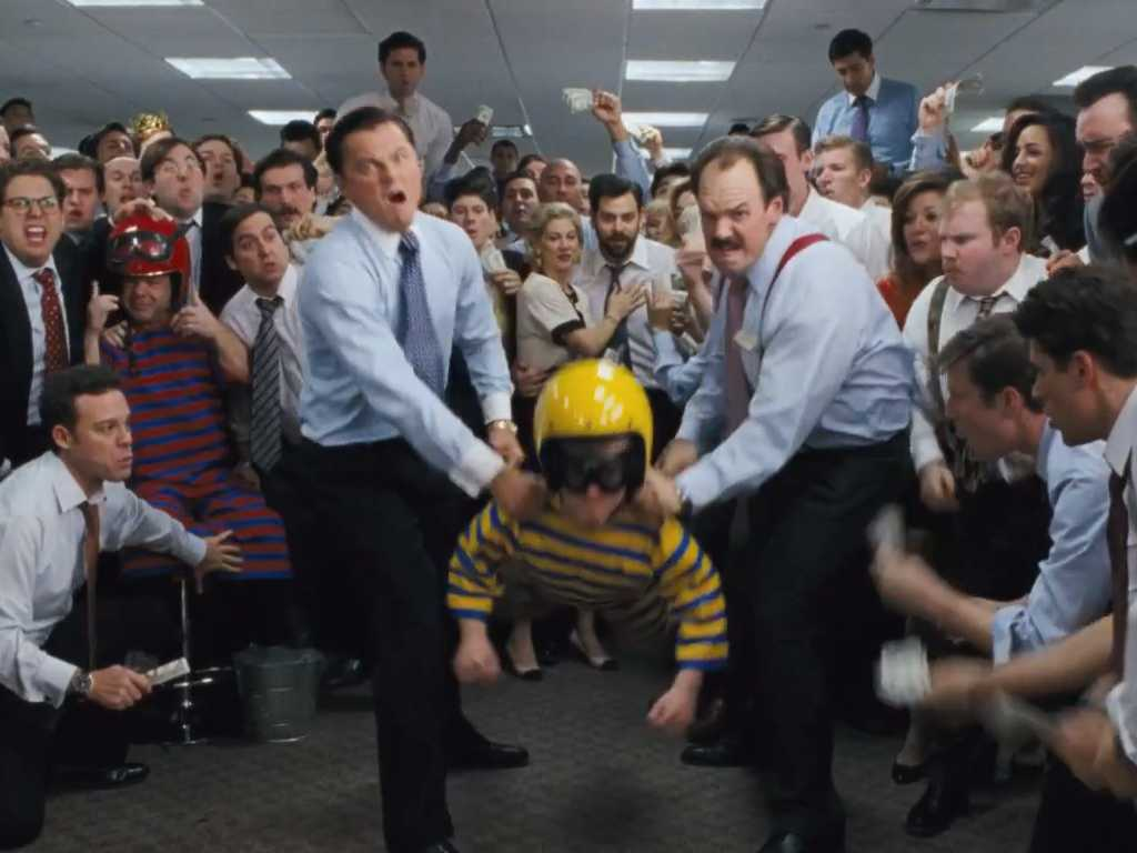 Movie review the wolf of wall street funks house of geekery wolf 2 amipublicfo Image collections