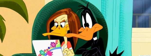 Daffy and Tina