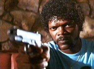 """Tell me how ""Dances With Wolves"" deserved the Oscar over ""Goodfellas"" one more time muthafucka and it's your ass!"""