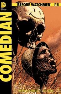 Before Watchmen Comedian