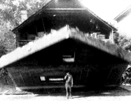 Buster Keaton house