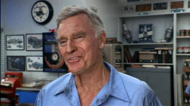 Charlton Heston Waynes World 2