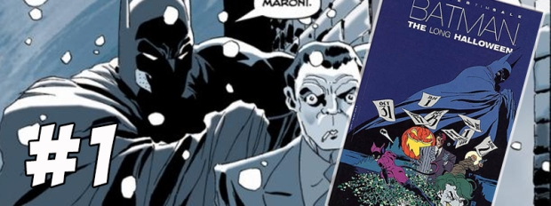 #1 Batman The Long Halloween