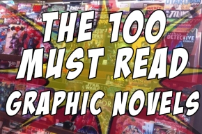 100 Must Read Graphic Novels
