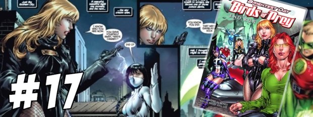 #17 Birds of Prey Endrun