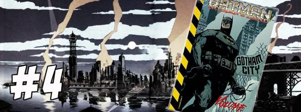#4 Batman No Man's Land