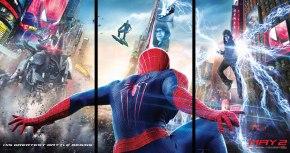 Amazing-Spider-Man-2-Triptych-Poster