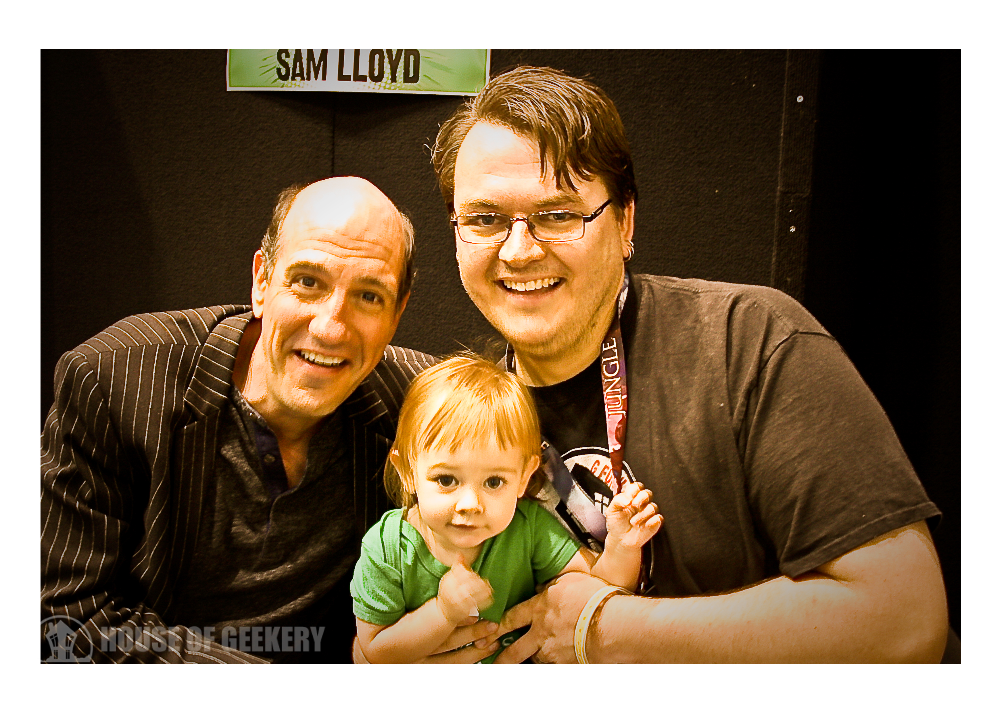 exclusive interview with sam lloyd funk s house of geekery