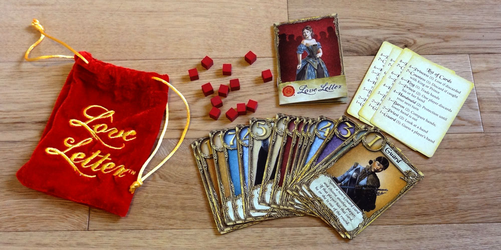 Tabletop Review Love Letter