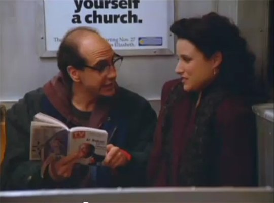 Seinfeld Sam Lloyd