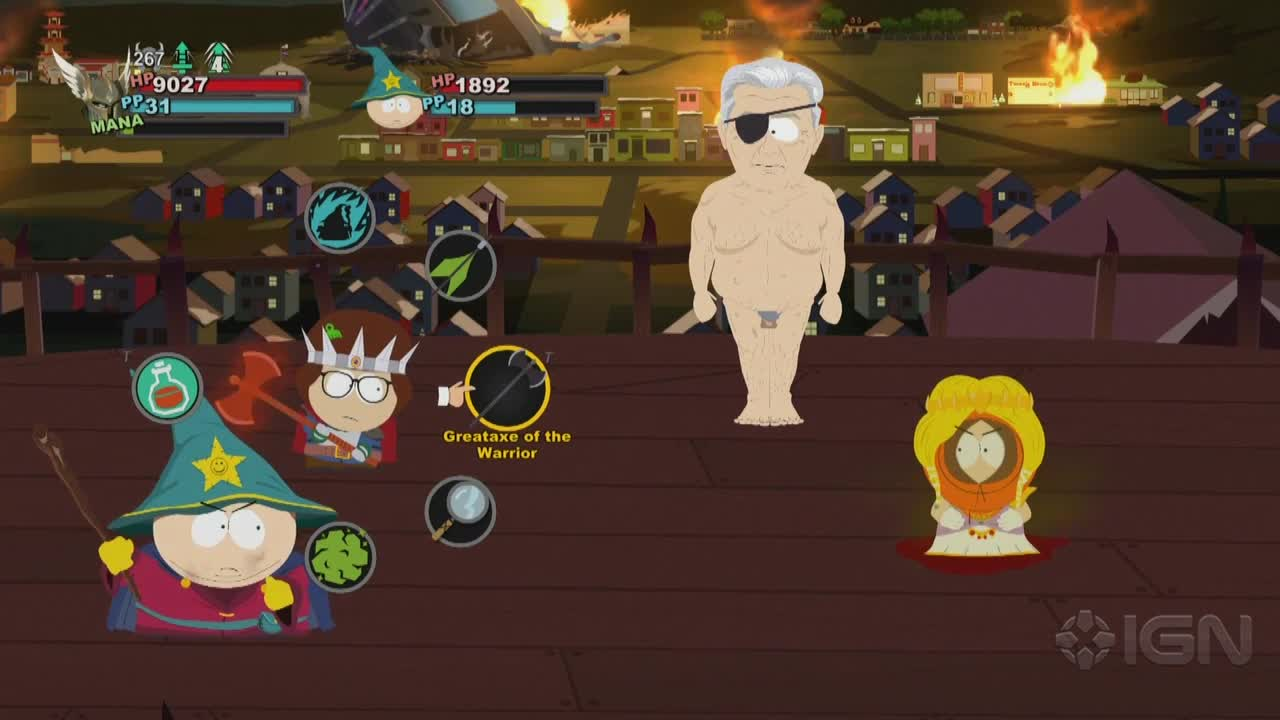 Nude Scenes From South Park